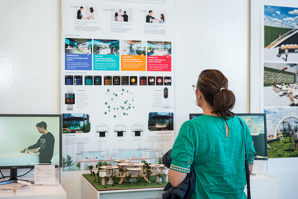 Swissnex SF open house, June 2019