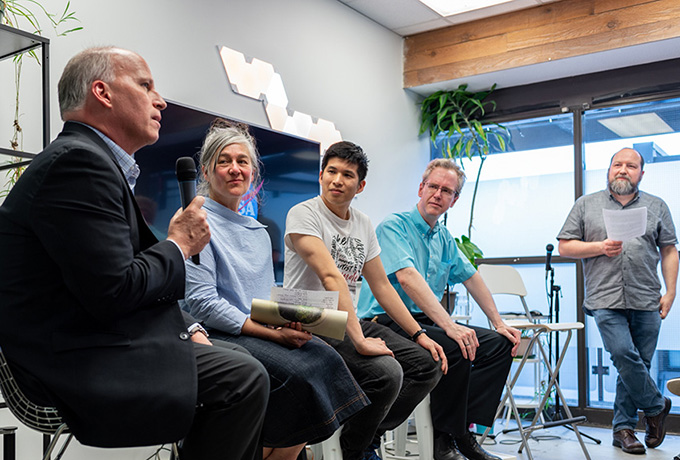 Vancouver Hardware Meetup on Demystifying Space Exploration